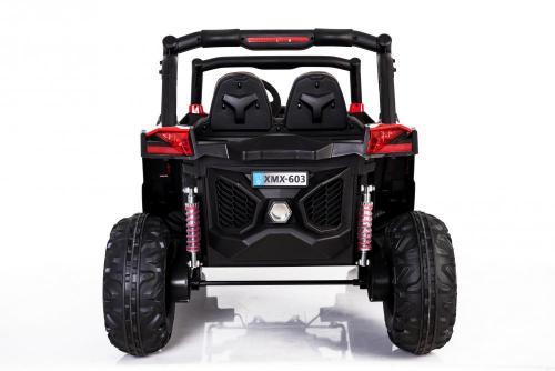 Masinuta electrica cu telecomanda Xtreme Jumper 4x4 UTV-MX Red - Masinute electrice -