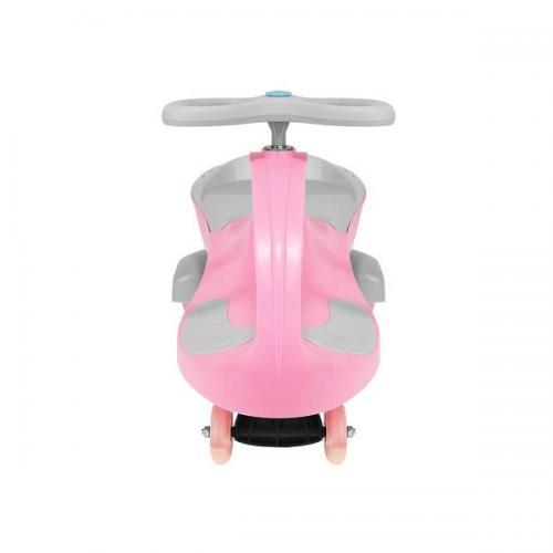 Masinuta fara pedale cu lumini Led Iso Trade Roz - Vehicule fara pedale -