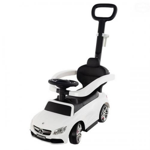 Masinuta Mercedes 639 AMG alb - Vehicule fara pedale -