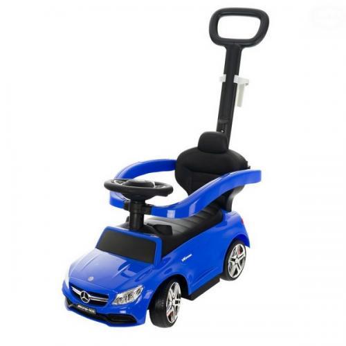 Masinuta Mercedes 639 AMG albastru - Vehicule fara pedale -