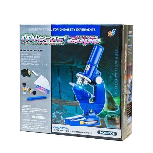 Microscop educational Best Luck C2108 Apelati Design - Jocuri educative -