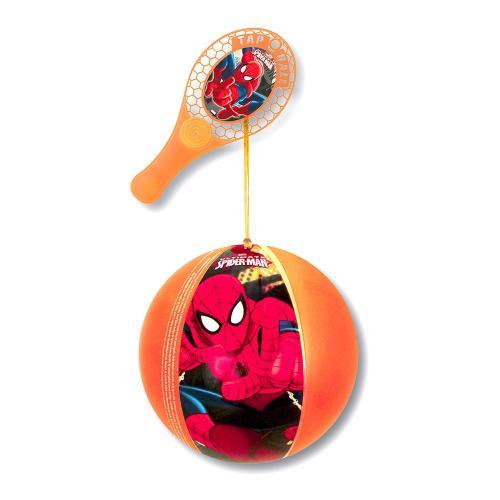 Minge gonflabila cu paleta Spiderman - Jocuri in aer liber -