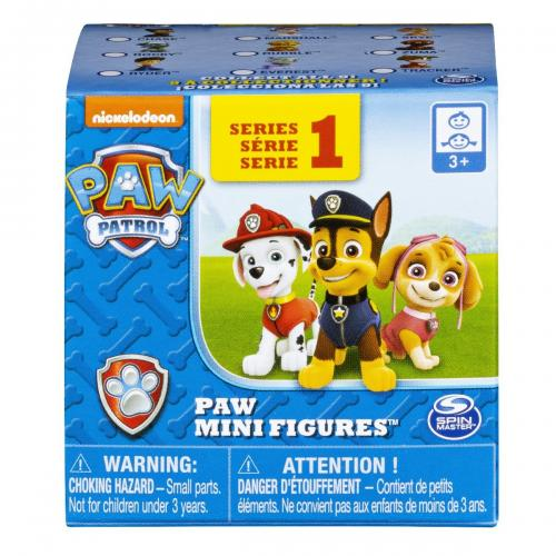 Mini figurina Supriza Paw Patrol S1 - (20106073) - Figurine pentru copii -
