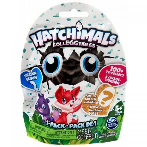 Mini figurina surpriza in ou Hatchimals Colleggtibles - S2 - Figurine pentru copii -