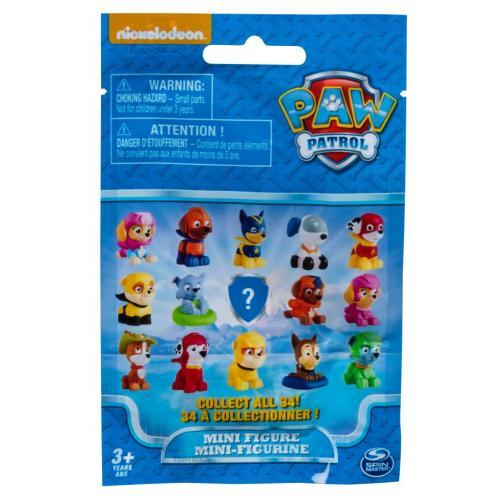 Mini figurina Surpriza Paw Patrol - 4 cm - Figurine pentru copii -