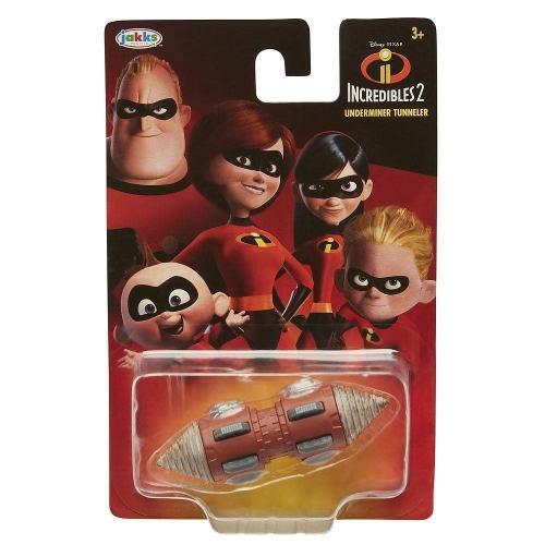 Mini masinuta Incredibles - Freza - Masinute copii -