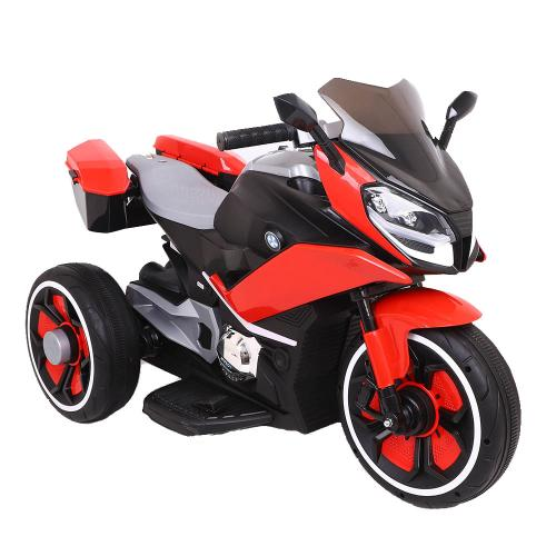 Motocicleta electrica 6V Nichiduta Racing Red - Masinute electrice -