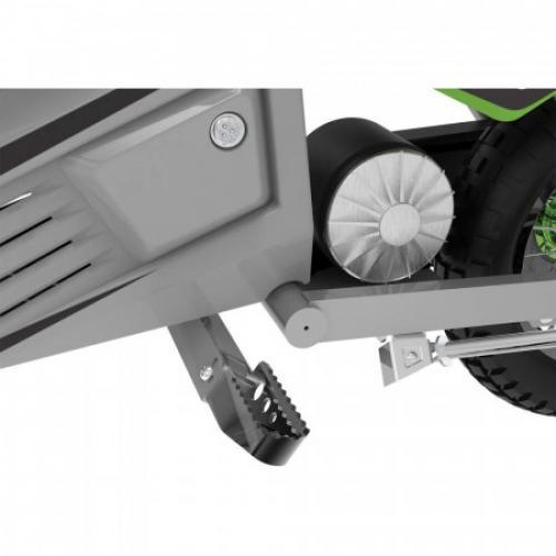 Motocicleta electrica pentru copii Razor SX350 Dirt Rocket McGrath Verde - Masinute electrice -