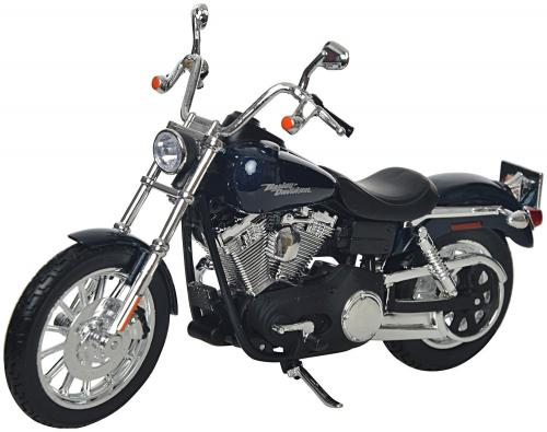 Motocicleta Maisto Harley-Davidson - 1:18-Model 2006 Fxdbi Dyna Street Bob - Masinute copii -
