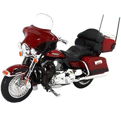 Motocicleta Maisto Harley-Davidson - 1:18-Model 2013 Flhtk Electra Glide - Masinute copii -
