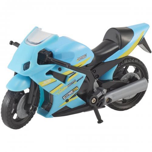 Motocicleta Teamsterz Speed Bike - Albastru - Masinute copii -