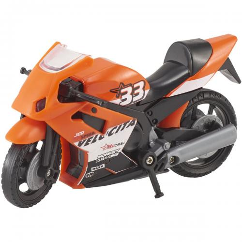 Motocicleta Teamsterz Speed Bike - Rosu - Masinute copii -