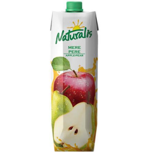 Nectar de mere si pere Naturalis - 1 L - Alimentatia bebelusului -