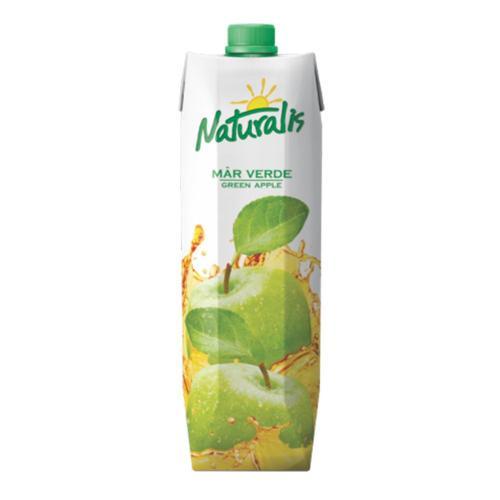 Nectar de mere verzi Naturalis - 1 L - Alimentatia bebelusului -