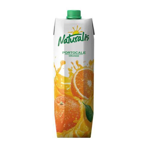 Nectar de portocale Naturalis - 1 L - Alimentatia bebelusului -