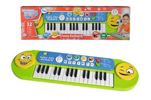 Orga muzicala My Music World Simba 106834250 - Jucarii interactive -