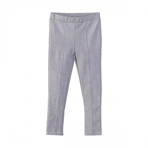 Pantaloni cu talie elastica Zippy - Gri - Imbracaminte copii - Pantaloni