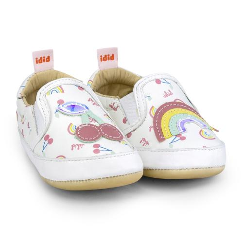 Pantofi sport Bibi Shoes Afeto Joy Fun Cherry - Imbracaminte copii - Incaltaminte copilasi