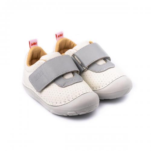 Pantofi sport Bibi Shoes Grow - Alb - Imbracaminte copii - Incaltaminte copilasi
