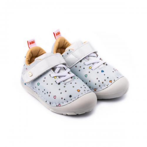 Pantofi sport Bibi Shoes Grow Happy Place - Ice - Imbracaminte copii - Incaltaminte copilasi