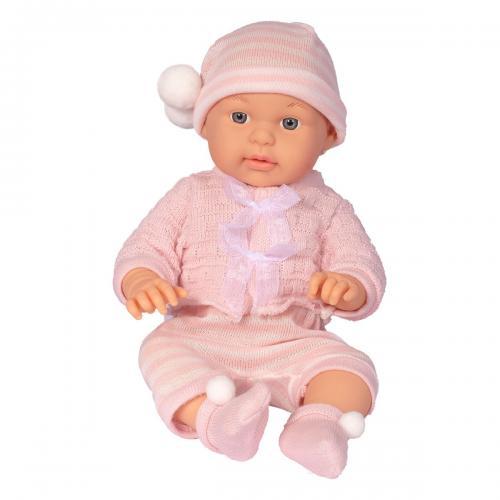 Papusa Baby Maia Deluxe - Roz - Papusi fetite -