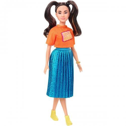 Papusa Barbie Fashionistas - 145 GHW59 - Papusi fetite -