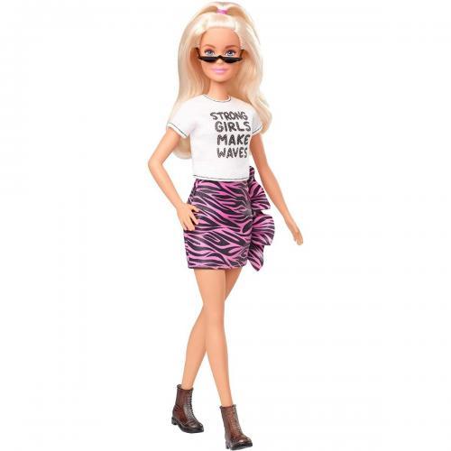 Papusa Barbie Fashionistas - 148 GHW62 - Papusi fetite -