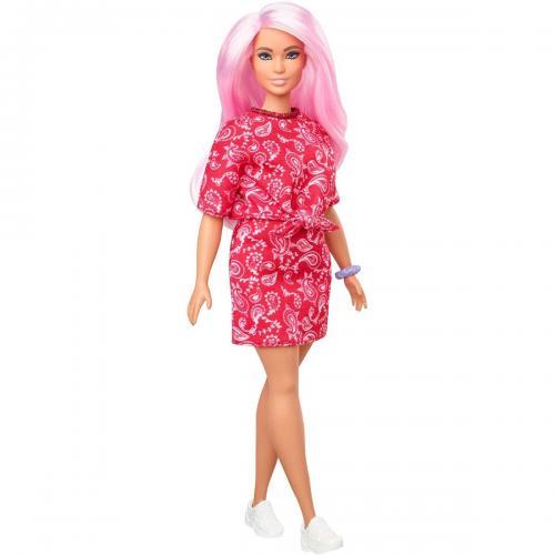 Papusa Barbie Fashionistas - 151 - GHW65 - Papusi fetite -