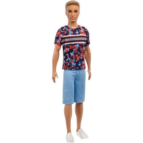 Papusa Barbie Fashionistas - Ken (FXL65) - Papusi fetite -