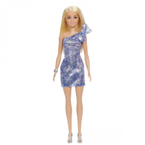 Papusa Barbie Glitz cu accesorii (GRB32) - Papusi fetite -