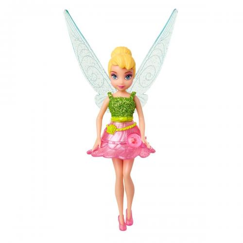 Papusa Disney Fairies - Tinker Bell - Roz - 12 cm - Papusi fetite -