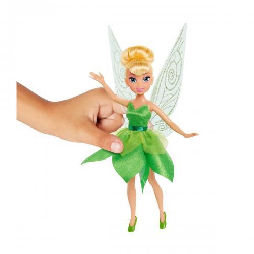 Papusa Disney Fairies - Tinker Bell - Verde - 23 cm - Papusi fetite -