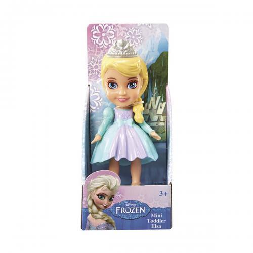 Papusa mini Frozen - 8 cm - Papusi fetite -