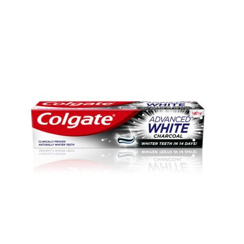 Pasta de dinti Colgate Advanced White Charcoal - 100ml - Ingrijire corporala - Igiena orala