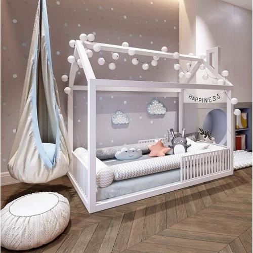 Pat casuta Home Concept Montessori - Patuturi copii -