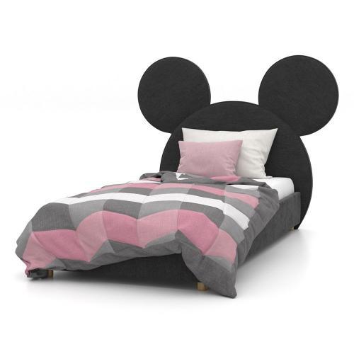 Pat tapitat Home Concept - Mickey Mouse - Patuturi copii -