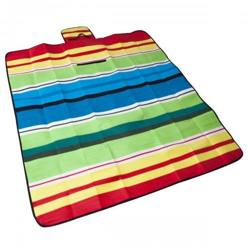 Patura pentru picnic Maxtar Fleece Plus - 150 x 135 cm - Accesorii calatorie -