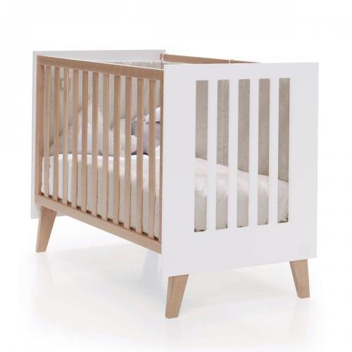 Patut bebe Home Concept Natur - Alb - Patuturi copii -