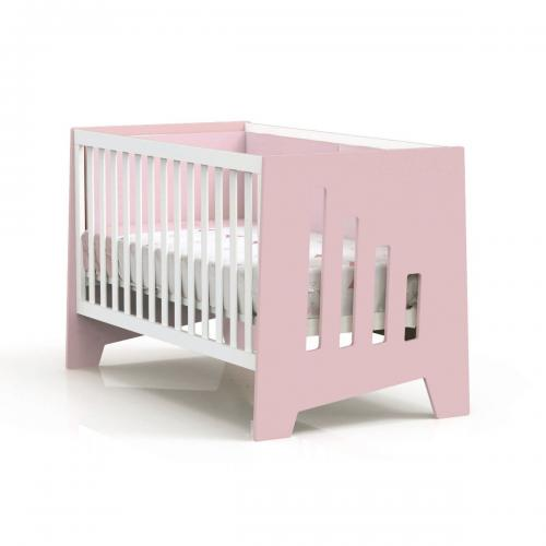 Patut bebe transformabil Home Concept - Roz - Patuturi copii -