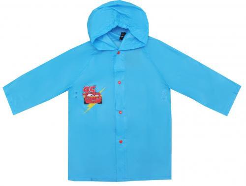 Pelerina de ploaie cu imprimeu Cars - Lightning McQueen - Blue - Imbracaminte copii - Geci si Jachete