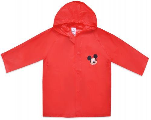Pelerina de ploaie cu imprimeu Mickey Mouse - Rosu - Imbracaminte copii - Geci si Jachete