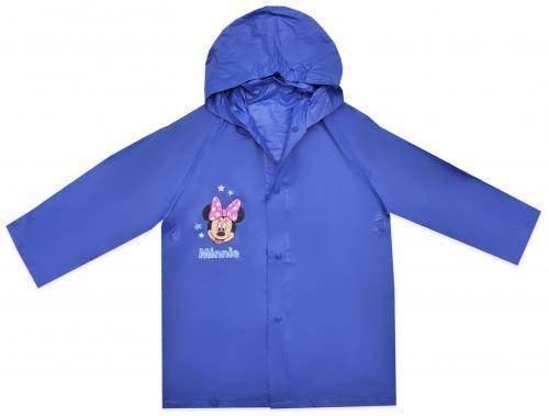 Pelerina de ploaie cu imprimeu Minnie Mouse - Blue - Imbracaminte copii - Geci si Jachete