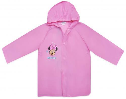 Pelerina de ploaie cu imprimeu Minnie Mouse - Roz - Imbracaminte copii - Geci si Jachete