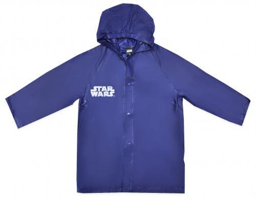 Pelerina de ploaie cu imprimeu Star Wars - Stormtrooper - Albastru - Imbracaminte copii - Geci si Jachete