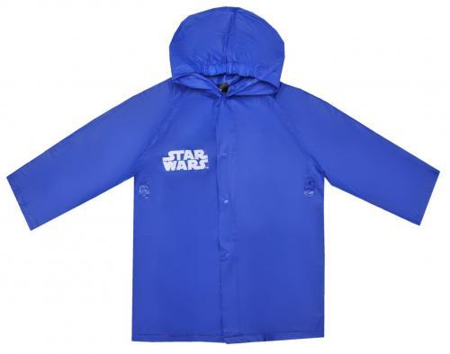Pelerina de ploaie cu imprimeu Star Wars - Stormtrooper - Blue - Imbracaminte copii - Geci si Jachete