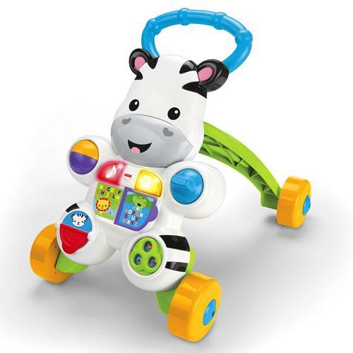 Premergator Fisher Price by Mattel Infant Zebra - Premergatoare -