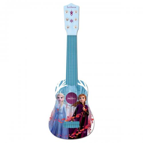 Prima mea chitara Disney Frozen 2 - 53 cm - Jucarii interactive -