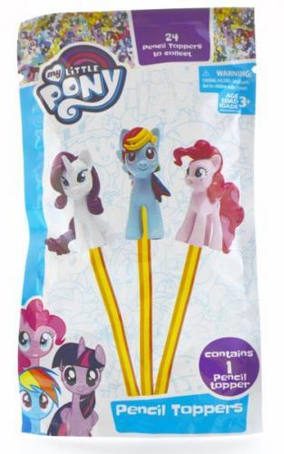 Punguta surpriza tip stampila My Little Pony S1 - Pictura si desen -