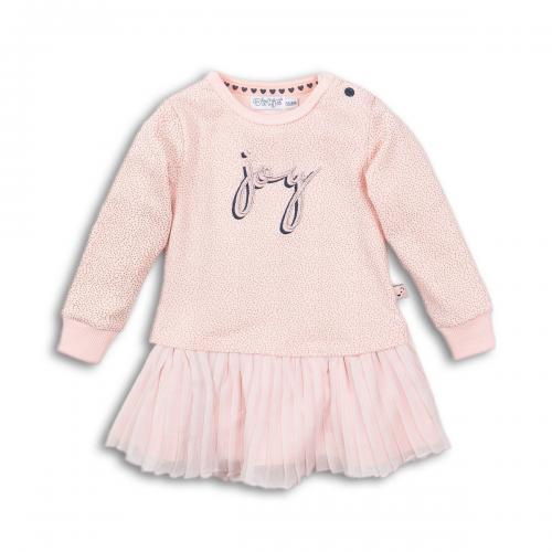 Rochie cu maneca lunga Joy Dirkje - Imbracaminte copii - Rochii fetite