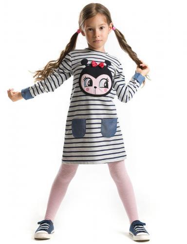 Rochie model sport Ladybug Denokids - Imbracaminte copii - Rochii fetite